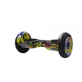 """Hoverboard offroad Graffiti 10"""""""