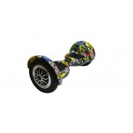 Hoverboard Off road graffiti