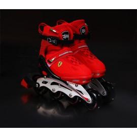 Dětské kolečkové brusle Ferrari FK13