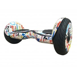 "Hoverboard Eco Offroad 10"" s bluetooth - crazy"